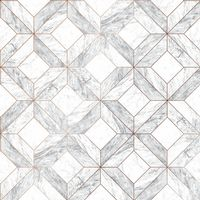 Graham and Brown Contour Marble Marquetry 103856 Wallpaper